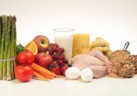 أكل الطعام بدلا من البروتين مسحوق