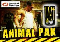 Animal pak Nutrición Deportiva multivitaminico