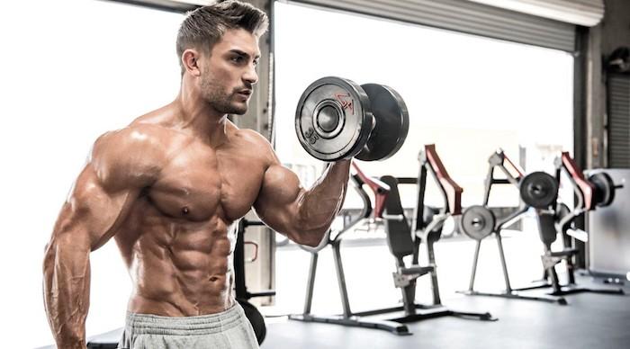 Entrenamiento de fuerza para mantenerse en buena forma