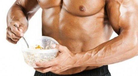 Comme vous prenez du poids de façon saine