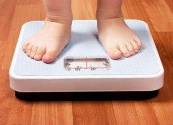 儿童肥胖 - 疾病