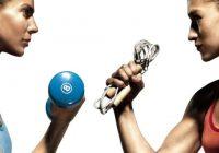 تدريب القلب أو القوة
