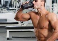 Buvez des shakes protéinés