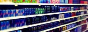 La consommation de boissons énergisantes