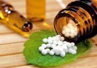 Homeopatía ¿verdad o mentira?