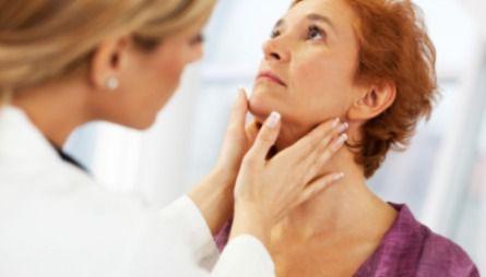 Hypothyroïdie (activité thyroïdienne faible)