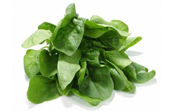 菠菜对健康的好处