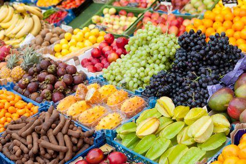 地中海饮食, 天然产物