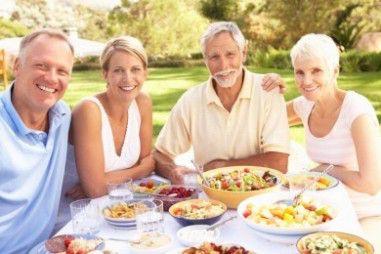 Nutrition pour les adultes et personnes âgées