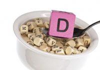 Vitamina D en suplementos deportivos