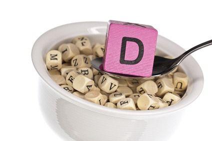 Vitamina D em suplementos esportivos