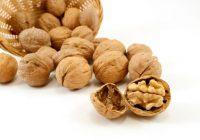 Des noix bonnes pour la santé
