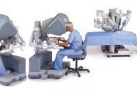 Novedad Cirugía Robótica Da Vinci