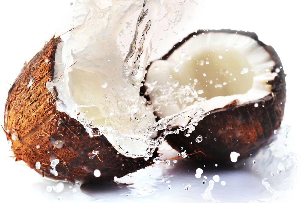 Beneficios para la salud del coco