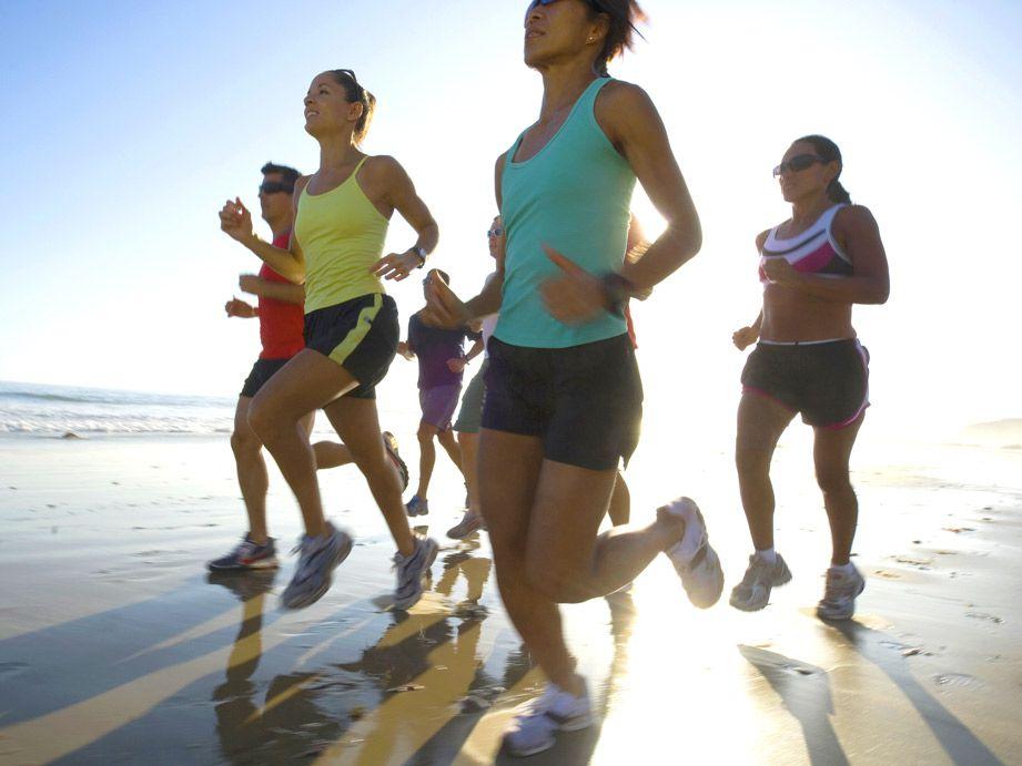Vadbi, da izgubijo težo, ugodnosti in prehranske smernice