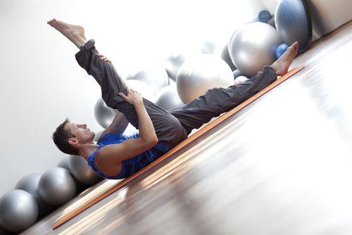 Pilates, disciplina para hombres y mujeres