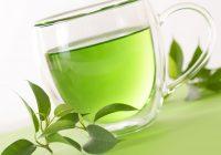 El te verde bajo en cafeina
