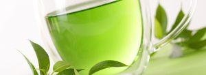Le vert vous faible en théine