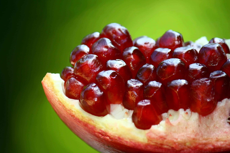 Granada la súper frutas para la cura de diversas enfermedades