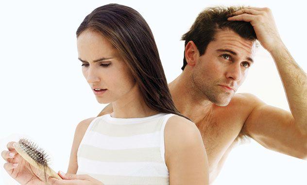 La pérdida de cabello
