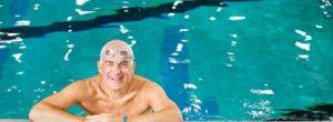 Benefícios de saúde de natação