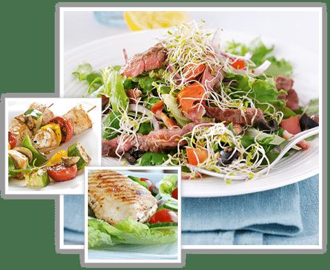 低碳水化合物饮食食谱