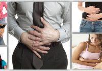 Gases, flatulencia y distensión abdominal