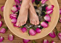 Schönheit und Ästhetik der Füße