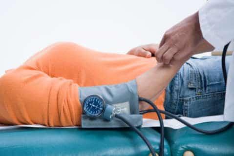 Nenadno nizek krvni tlak
