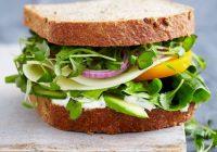 Recetas saludables de alimentación