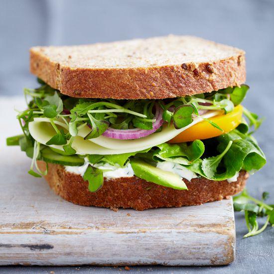 स्वस्थ खाद्य व्यंजनों