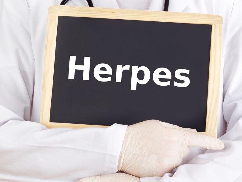 Genitalni herpes