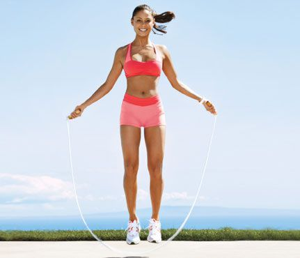 跳绳对健康有益