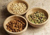 pérdida de peso comiendo frutos secos