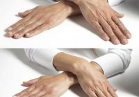 Tratamiento para manos venosas