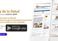 Aplicativo 'The Health Blog' v1.0