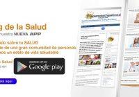 Aplicación 'El Blog de la Salud' v1.0
