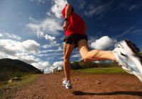 Correr extenuante y endorfinas