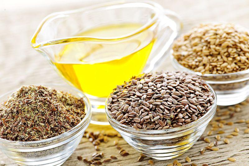 flaxseed तेल