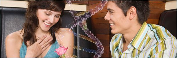 Inconscientemente, escolher nosso cônjuge ou parceiro com DNA semelhante
