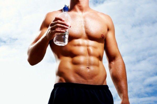 vode in vaše telesne mase