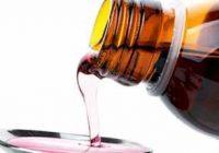 Medicamentos para la tos en niños