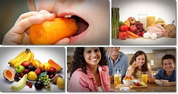 hábitos alimenticios más saludables