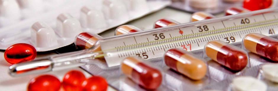 Remédios para gripes e resfriados