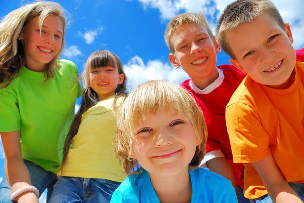 为儿童和成人的户外活动
