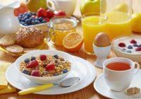café da manhã para controlar o diabetes