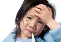 Les maladies infantiles les plus courantes