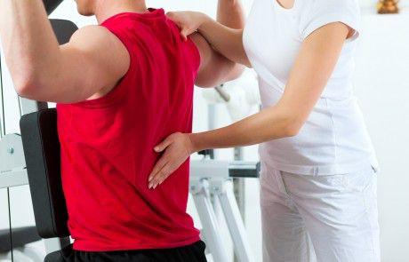 exercício quando você está carregando uma lesão crônica