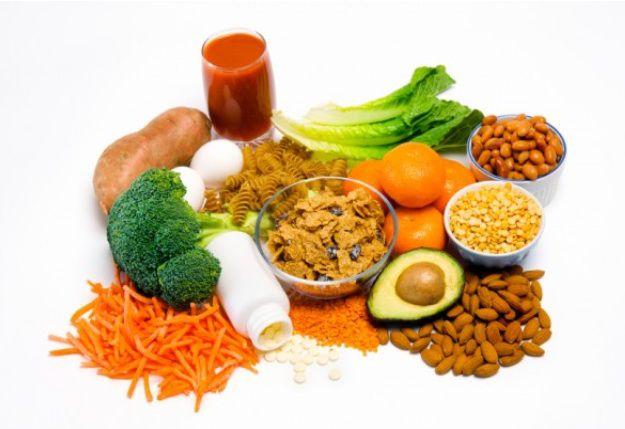 ácido fólico en nuestra dieta