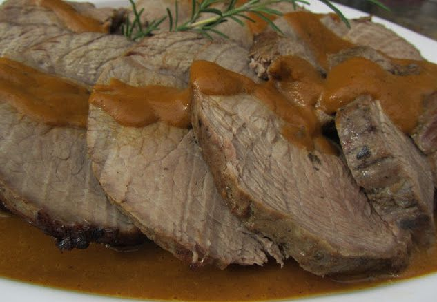 Recept govejega mesa za grobe soli